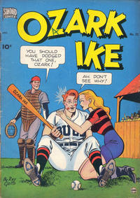 Cover Thumbnail for Ozark Ike (Pines, 1948 series) #22
