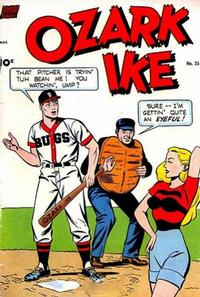 Cover Thumbnail for Ozark Ike (Pines, 1948 series) #25