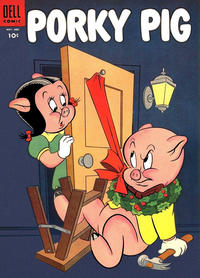 Cover Thumbnail for Porky Pig (Dell, 1952 series) #37