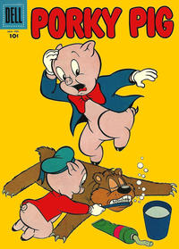 Cover Thumbnail for Porky Pig (Dell, 1952 series) #44