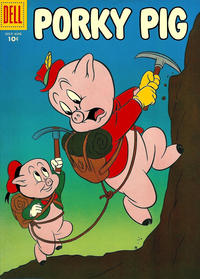 Cover Thumbnail for Porky Pig (Dell, 1952 series) #47