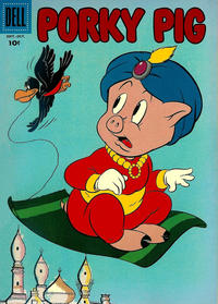 Cover Thumbnail for Porky Pig (Dell, 1952 series) #48