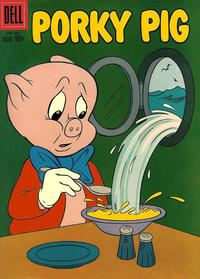 Cover Thumbnail for Porky Pig (Dell, 1952 series) #62