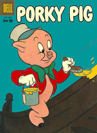 Cover Thumbnail for Porky Pig (Dell, 1952 series) #66