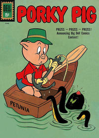 Cover Thumbnail for Porky Pig (Dell, 1952 series) #76