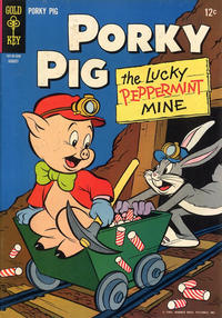 Cover Thumbnail for Porky Pig (Western, 1965 series) #3