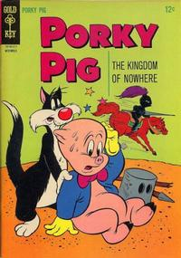 Cover Thumbnail for Porky Pig (Western, 1965 series) #4