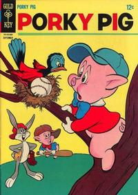 Cover Thumbnail for Porky Pig (Western, 1965 series) #8