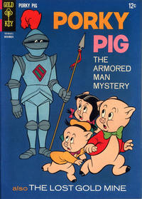 Cover Thumbnail for Porky Pig (Western, 1965 series) #9