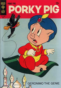 Cover Thumbnail for Porky Pig (Western, 1965 series) #12