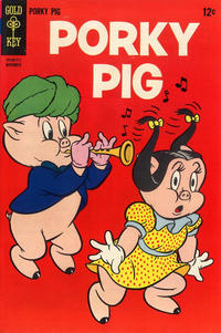 Cover Thumbnail for Porky Pig (Western, 1965 series) #15