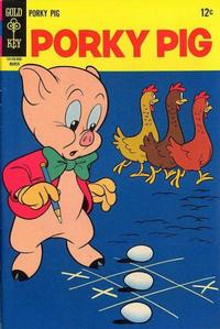 Cover Thumbnail for Porky Pig (Western, 1965 series) #17