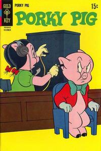 Cover Thumbnail for Porky Pig (Western, 1965 series) #21