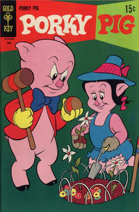 Cover Thumbnail for Porky Pig (Western, 1965 series) #24