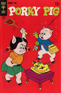 Cover Thumbnail for Porky Pig (Western, 1965 series) #25
