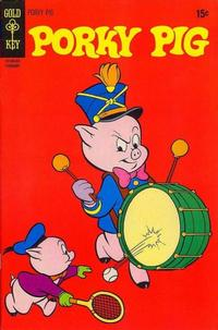 Cover Thumbnail for Porky Pig (Western, 1965 series) #28