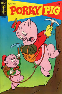 Cover Thumbnail for Porky Pig (Western, 1965 series) #33
