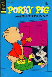 Cover Thumbnail for Porky Pig (Western, 1965 series) #47 [Gold Key]