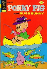 Cover Thumbnail for Porky Pig (Western, 1965 series) #55 [Gold Key]