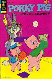 Cover Thumbnail for Porky Pig (Western, 1965 series) #71 [Gold Key]