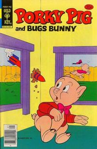Cover Thumbnail for Porky Pig (Western, 1965 series) #86 [Gold Key]