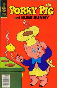 Cover Thumbnail for Porky Pig (Western, 1965 series) #93 [Gold Key]