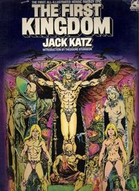Cover Thumbnail for The First Kingdom (Pocket Books, 1978 series) #79016