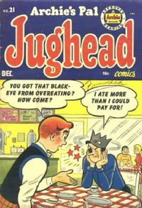 Cover Thumbnail for Archie's Pal Jughead (Archie, 1949 series) #21