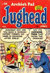 Cover Thumbnail for Archie's Pal Jughead (Archie, 1949 series) #26