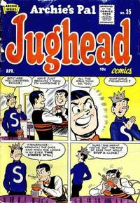 Cover Thumbnail for Archie's Pal Jughead (Archie, 1949 series) #35