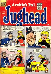 Cover Thumbnail for Archie's Pal Jughead (Archie, 1949 series) #36