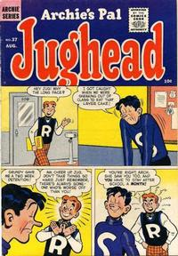 Cover Thumbnail for Archie's Pal Jughead (Archie, 1949 series) #37