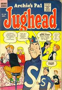 Cover Thumbnail for Archie's Pal Jughead (Archie, 1949 series) #39