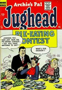 Cover Thumbnail for Archie's Pal Jughead (Archie, 1949 series) #46