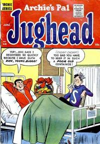 Cover Thumbnail for Archie's Pal Jughead (Archie, 1949 series) #48