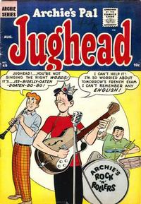 Cover Thumbnail for Archie's Pal Jughead (Archie, 1949 series) #49