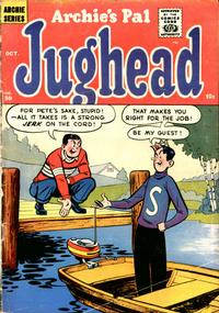 Cover Thumbnail for Archie's Pal Jughead (Archie, 1949 series) #50
