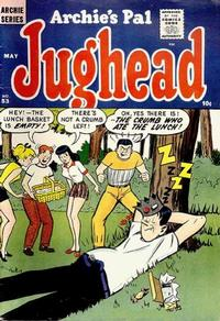 Cover Thumbnail for Archie's Pal Jughead (Archie, 1949 series) #53