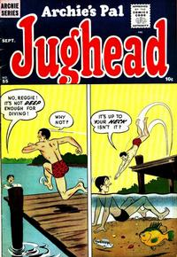 Cover Thumbnail for Archie's Pal Jughead (Archie, 1949 series) #55
