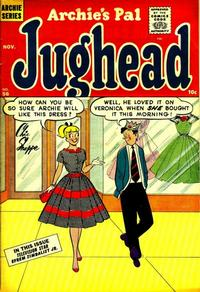 Cover Thumbnail for Archie's Pal Jughead (Archie, 1949 series) #56