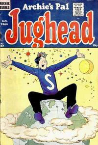 Cover for Archie's Pal Jughead (Archie, 1949 series) #57