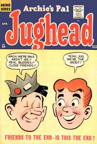 Cover Thumbnail for Archie's Pal Jughead (Archie, 1949 series) #59