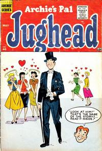 Cover Thumbnail for Archie's Pal Jughead (Archie, 1949 series) #60
