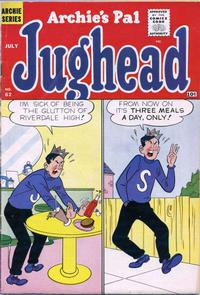 Cover Thumbnail for Archie's Pal Jughead (Archie, 1949 series) #62