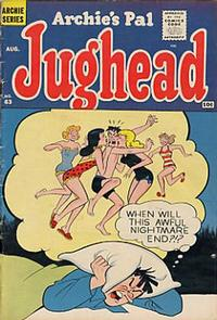 Cover Thumbnail for Archie's Pal Jughead (Archie, 1949 series) #63