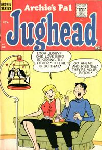 Cover Thumbnail for Archie's Pal Jughead (Archie, 1949 series) #66
