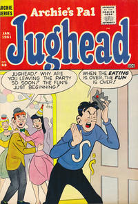 Cover Thumbnail for Archie's Pal Jughead (Archie, 1949 series) #68