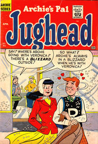 Cover Thumbnail for Archie's Pal Jughead (Archie, 1949 series) #71