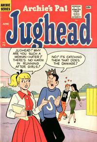 Cover Thumbnail for Archie's Pal Jughead (Archie, 1949 series) #73