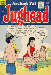 Cover for Archie's Pal Jughead (Archie, 1949 series) #75
